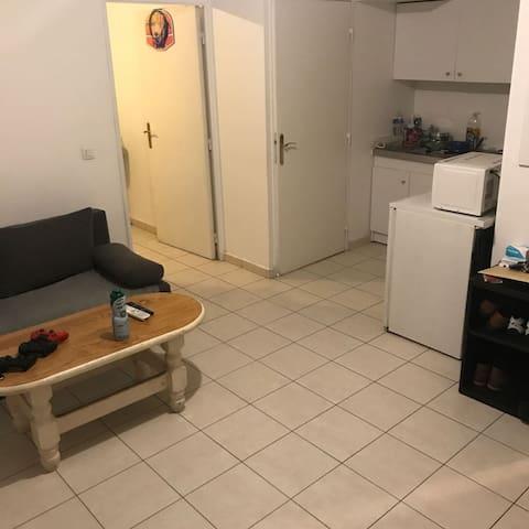 Joli appartement récent proche du stade de France