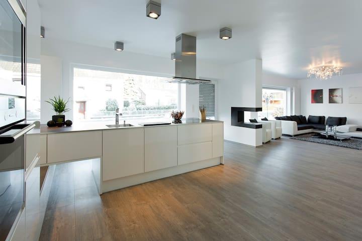 Luxuriöses Loft mit Pool - Bergisch Gladbach - Apartment