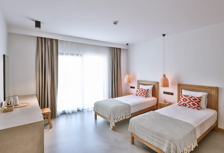 Carruba Boutique Hotel / Hazeran Twin Room
