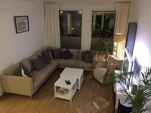Ground floor apartment with huge garden and compli - Arnhem - Dům