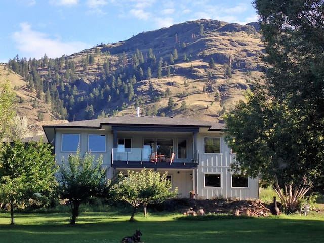 Storm's Rest on the River - Kamloops - Casa
