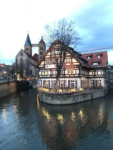 Astoria - Esslingen am Neckar - 公寓