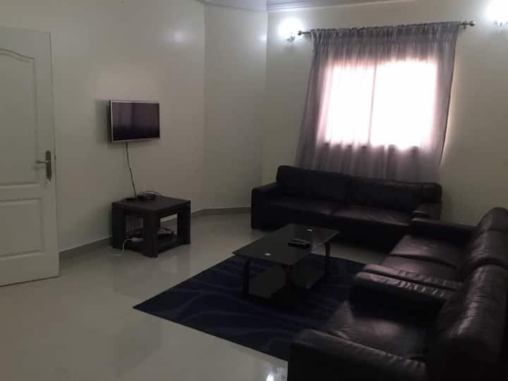 Studio F2 Grand Standing meublé