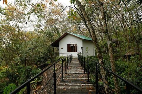 Single Bedroom Chalet in Sanctury Lodge