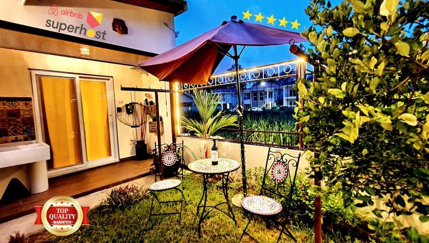 ☆ Premium Junior Suite w/charming private garden