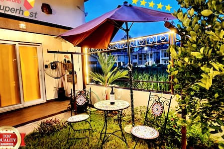 ☆ Premium Junior Suite w/charming private garden