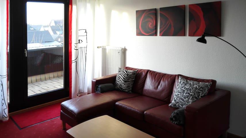 Modern, Charming and Spacious Apartment