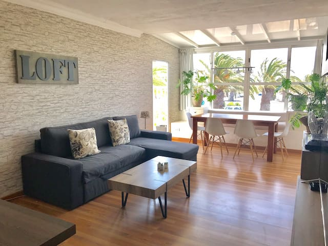 2 BR with pool near the beach for family holidays