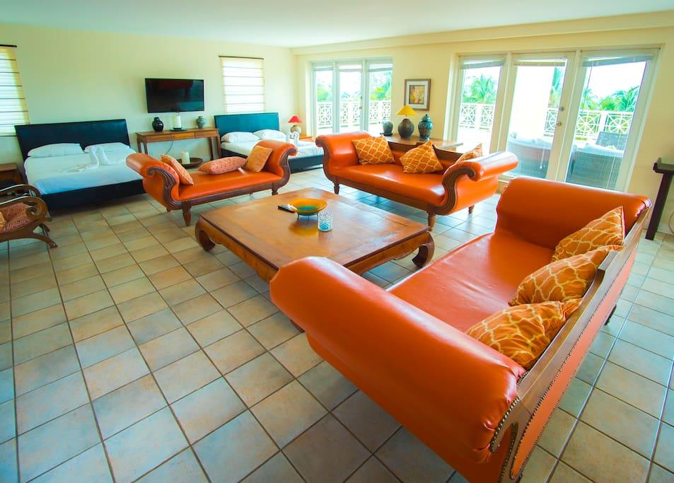 Sobe 3 Bedroom Condo For 14 Directly On Ocean Dr Deptos En Complejo Residencial En Alquiler