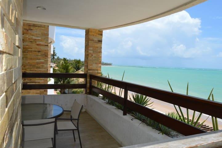 Apartamento Beira Mar - Praia de Ipioca - AL