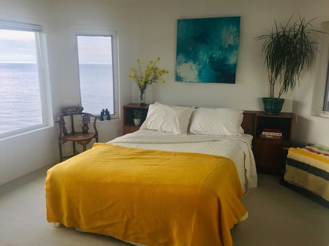 Deluxe Queen Ocean View Room