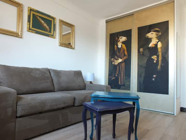 Studio cosy au cœur de Marseille