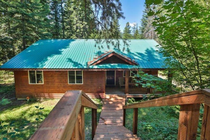 Nason Creek Cabin, Leavenworth WA - Leavenworth - House