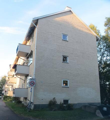 Lys og praktisk leilighet - Oslo - Apartmen