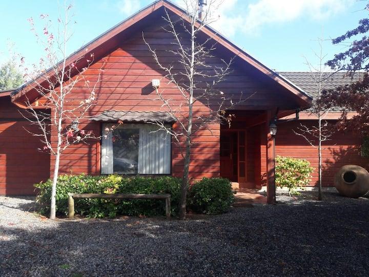 Espaciosa casa en Yumbel