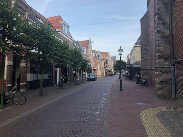 New to AirBnB   Renovated apartment   Center Hoorn