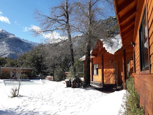 Cabaña Termas de Chillan - Rucapepe