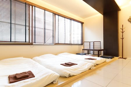 301room(75㎡)New Open!! SHINSAIBASI Special Room!! - Osaka