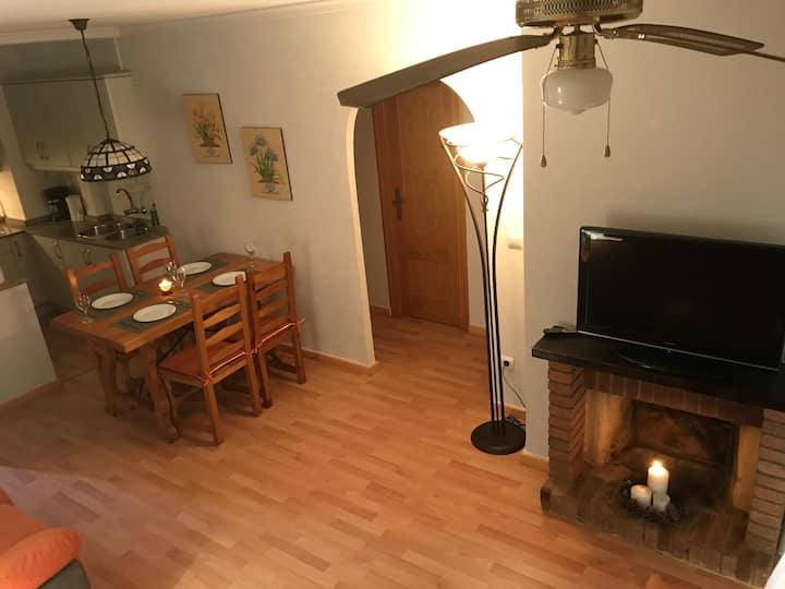 Un acogedor apartamento para hasta 5 personas
