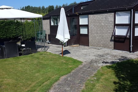 Vrijstaande stenen bungalow in Lelystad - Lelystad