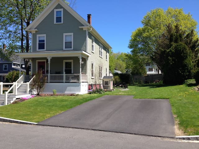 Renovated/Beautiful Portsmouth Home - Portsmouth - House