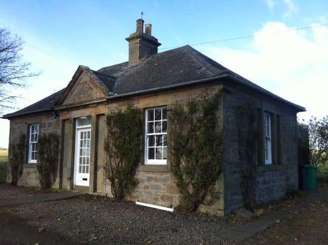 Luxurious Lodge Getaway Near St Andrews