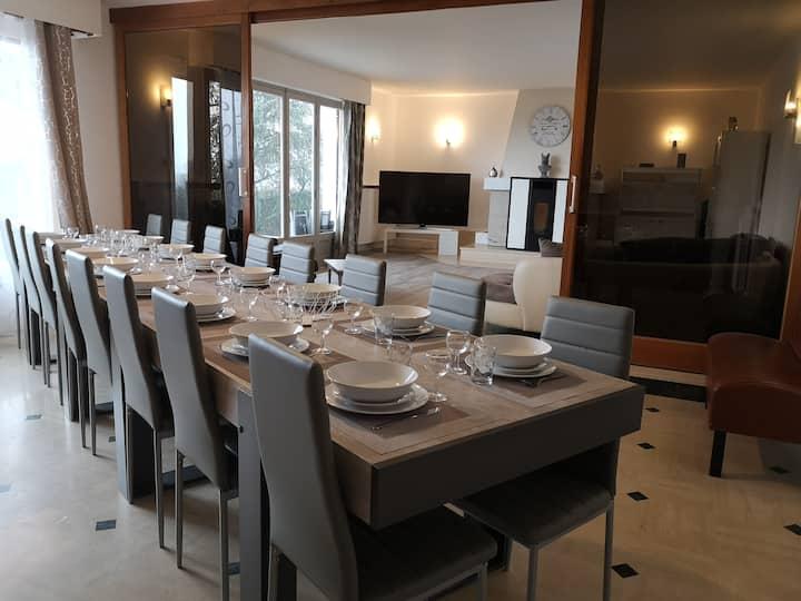 Grande Propriété**** 6 chambres vue Château
