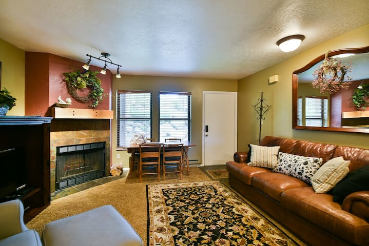 Great condo for large family