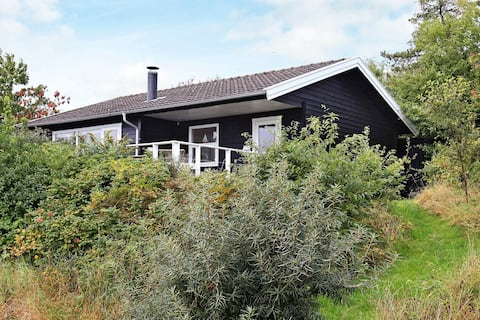 Cozy Holiday Home in Kalundborg Zealand with Nature View