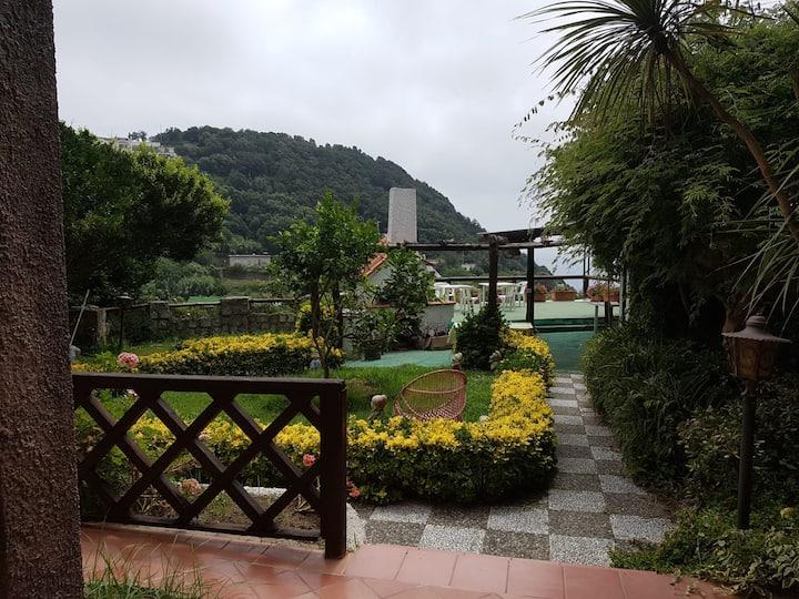 Villa con giardino Forio D'ischia Beauty & Relax