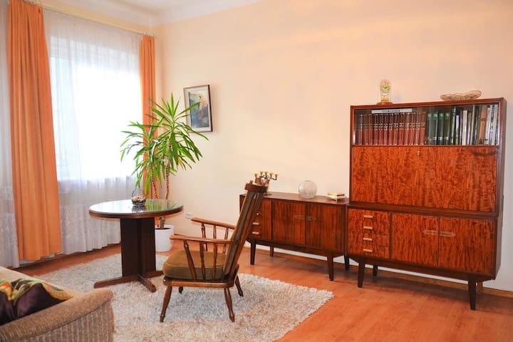 Cosy 1 bedroom apartment - studio flat
