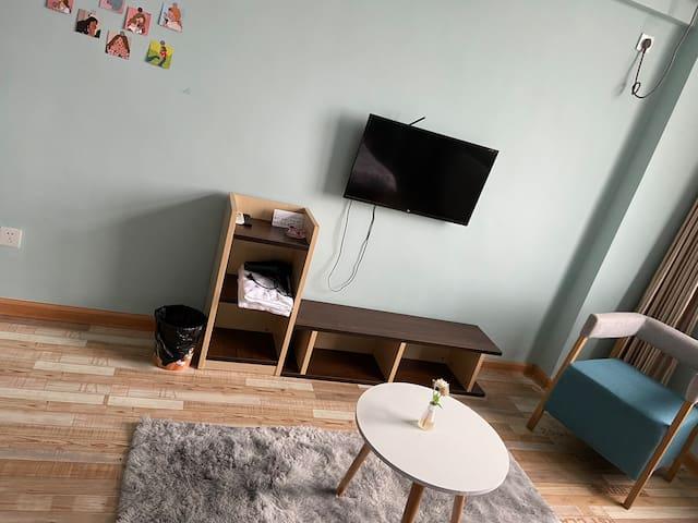 瑞鑫公寓长租日租