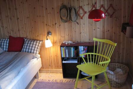 PRIVATE COTTAGE IN FISHING VILLAGE NEAR TRAIN!!! - Klampenborg - Cabaña