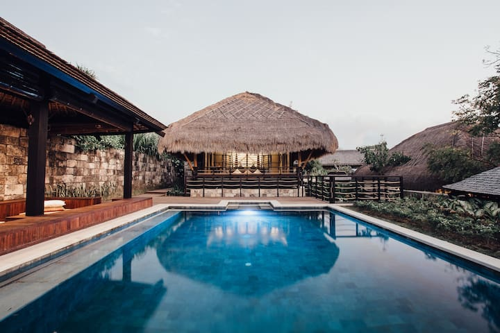 Comfy Two Bedroom Jurang Villas in Bali!