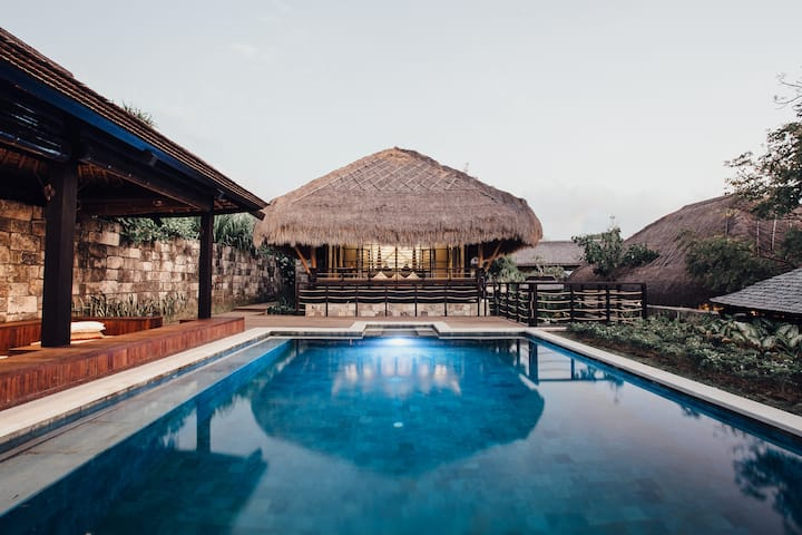 Comfy Two Bedroom Jurang Villas in Bali!