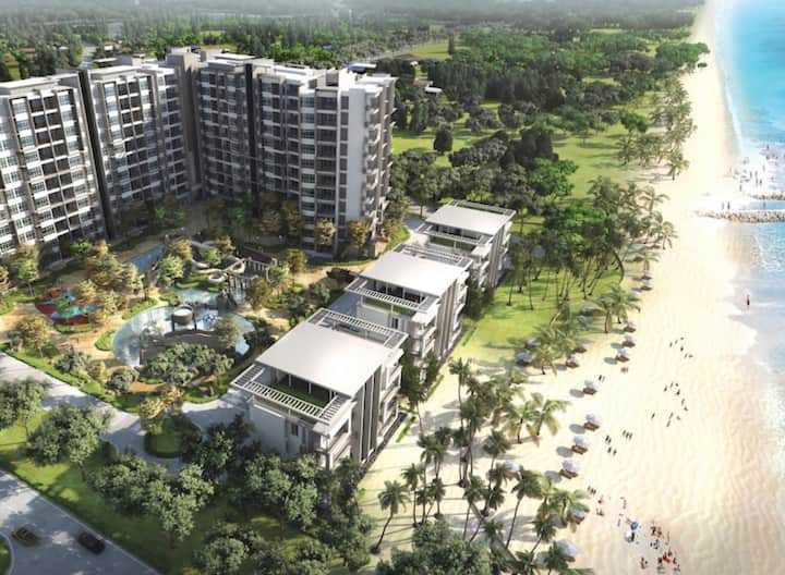 Family Water Park at doorstep SwissGardenResidence