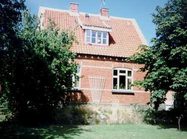 Værelser i Skagen hus nær havnen