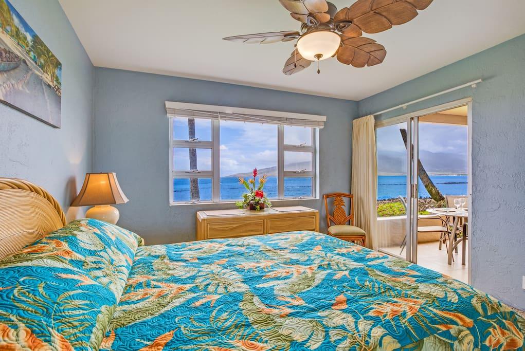Oceanfront Bedroom 2