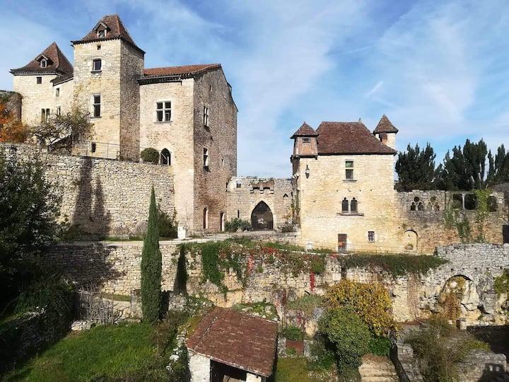 Véritable chambre de charme médiévale