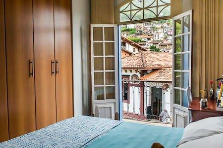 Casa da Varanda Ouro Preto - Ouro Preto - Rumah