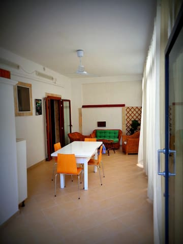 Appartamento bifamiliare a 100 metri dal mare - Porto Cesareo - Lägenhet