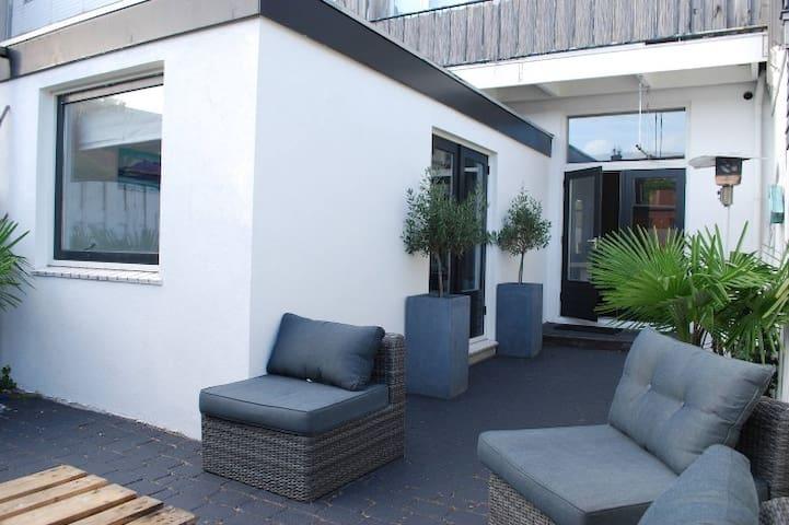 Luxury apartment near beach and Amsterdam - Haarlem - Daire