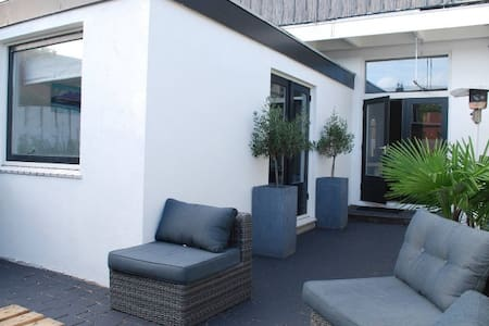 Luxury apartment near beach and Amsterdam - Haarlem - Daire
