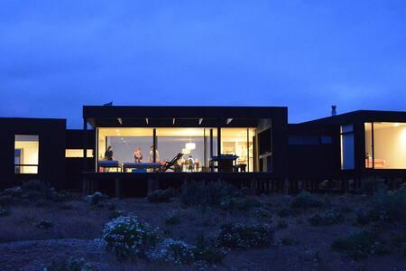 Linda casa de playa familiar en Huentelauquén