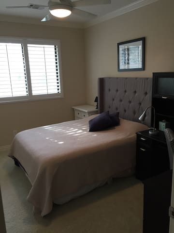 Comfy Private Room in the heart of Houston
