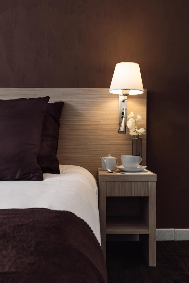 Chambre Double/Twin - Centre d'Antibes