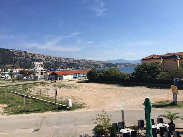 Apartment close to the Beach - Baška