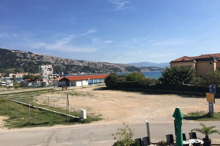 Apartment close to the Beach - Baška - Lägenhet