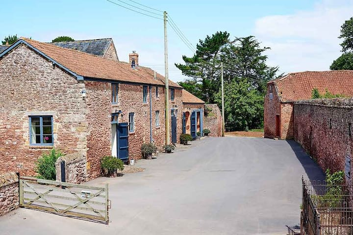 Gothelney Hall, The Stableblock - Somerset - Appartement