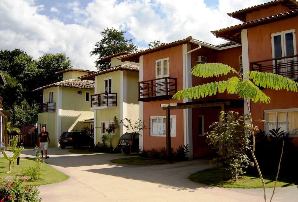 Linda Casa em Condominio - Paraty RJ